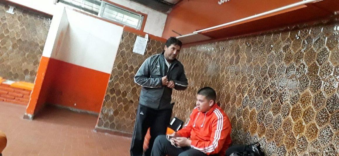 Visión de juego en el futbolista